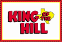 King of the Hill Stamp by Hunter-Arkaman