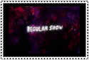 Regular Show Stamp by Hunter-Arkaman