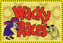 Wacky Races Stamp by Hunter-Arkaman