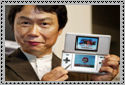 Shigeru Miyamoto Stamp by Hunter-Arkaman
