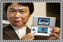 Shigeru Miyamoto Stamp by Hunter-Arkaman