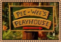 Pee-wee's Playhouse Stamp by Hunter-Arkaman