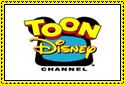 Toon Disney Stamp by Hunter-Arkaman