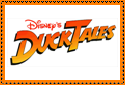 Duck Tales Stamp by Hunter-Arkaman