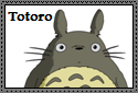 Totoro Stamp by Hunter-Arkaman