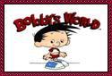 Bobby's World Stamp by Hunter-Arkaman