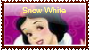 Disney Princess - Snow White Stamp by Hunter-Arkaman