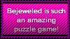 Bejeweled Stamp by Hunter-Arkaman