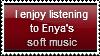 Enya's Music Stamp by Hunter-Arkaman
