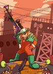Splatoon: Salmon Run