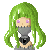 Mimosa Pixelart by Zwei-tan
