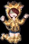 HM: Irina [Giraffe Hoodie]