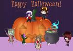 HM: Happy Halloween [Tiny Tower Collab]
