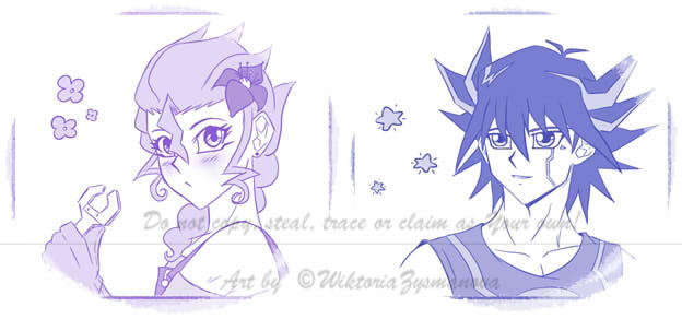 StarFlowershipping (Yu-Gi-Oh! 5D's)