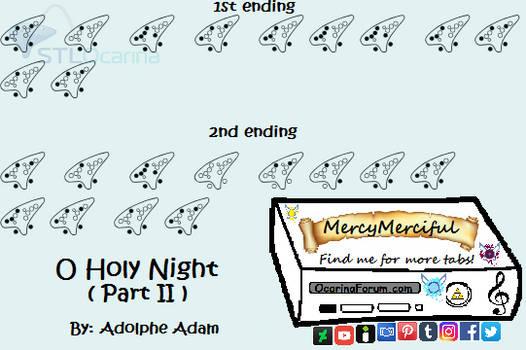 O Holy Night (pt 2)