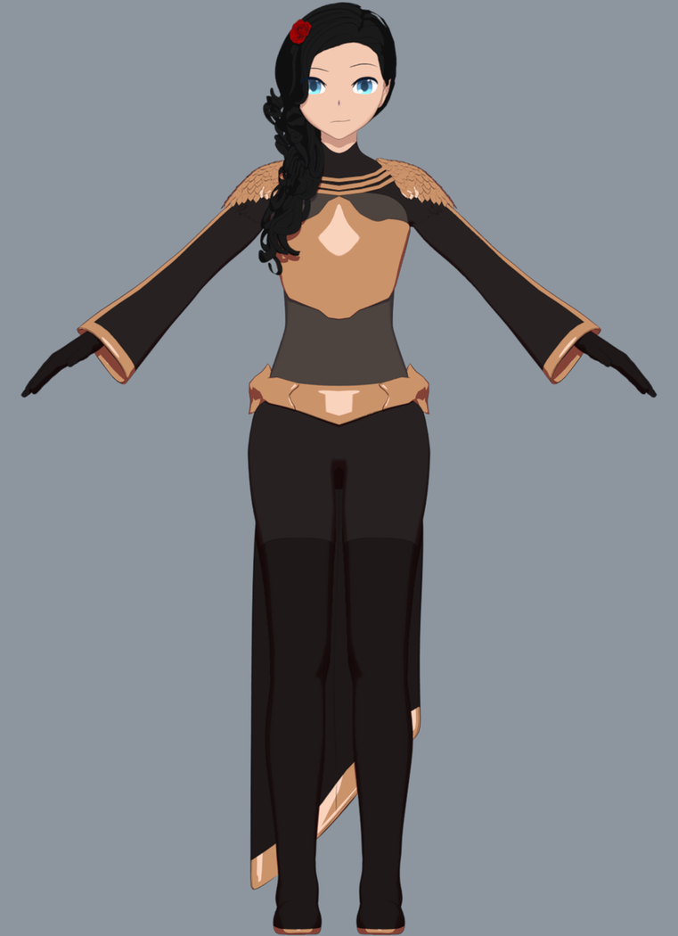 Lady Scarlet Mk. 19.8.4 by GraySilhouette