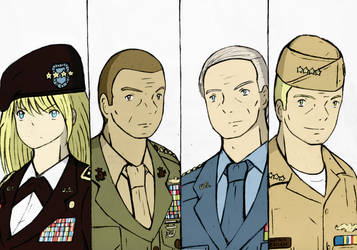 The Generals by zetha202