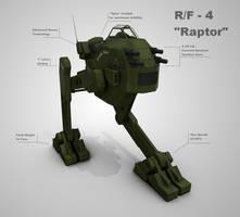 Rf 04 Raptor by quicksilverdragon611