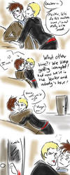 No Privacy in the TARDIS 10 by sparklingblue