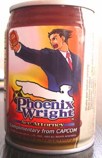 Mmmm....Phoenix Wright. by Shadow-Of-A-Warrior