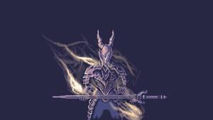 Black Knight - Monochromatic