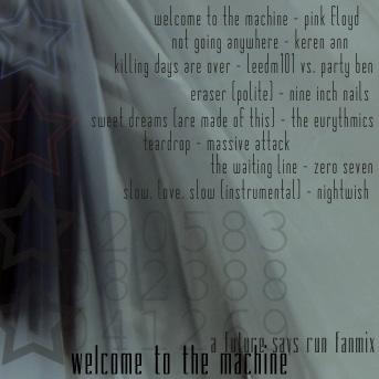 welcome to the machine by SummonerLuna