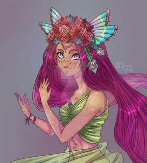 Daahina-Eldarya guardian