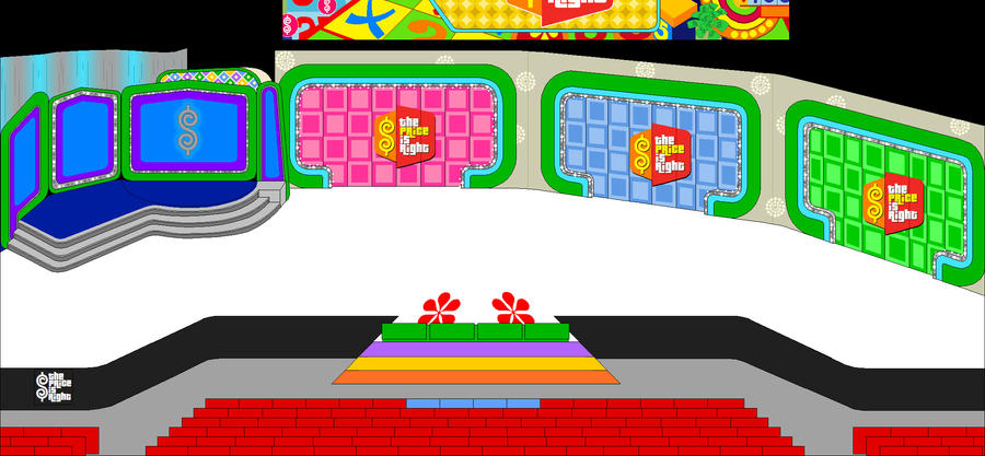Another alternate tpir set by dakotaat1135 on deviantart for Price is right powerpoint template