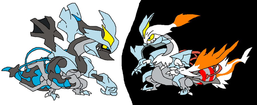 Pokemon 2646 Shiny Kyurem Pokedex: Evolution, Moves ...