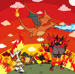 REQUEST - Epic Fire Starters