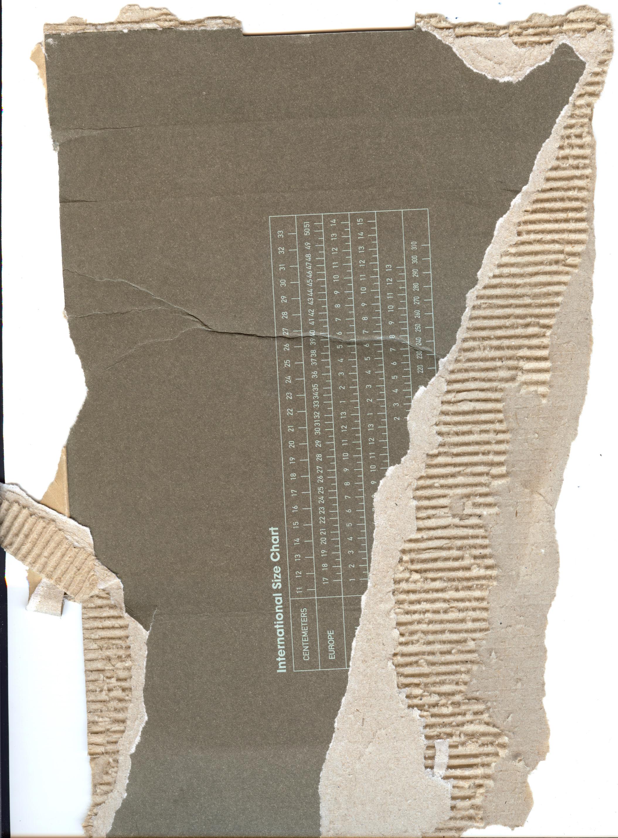 2109x2860 Cardboard Texture