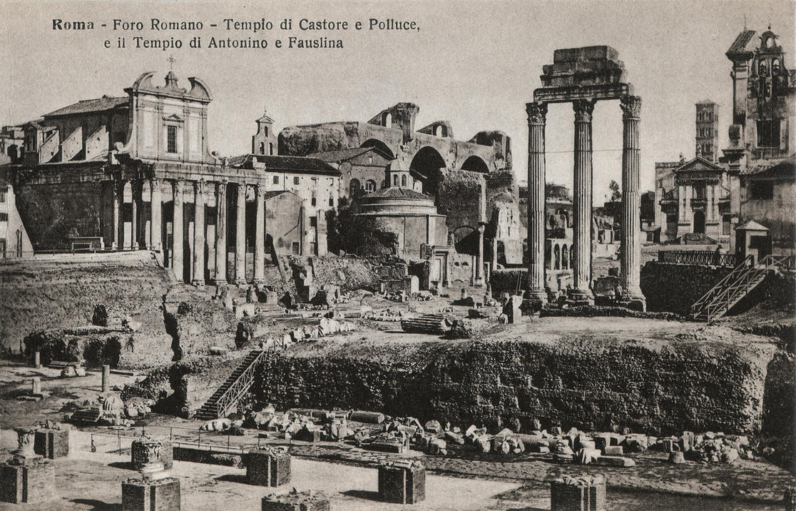 Roman Postcard 03 by pandoraicons