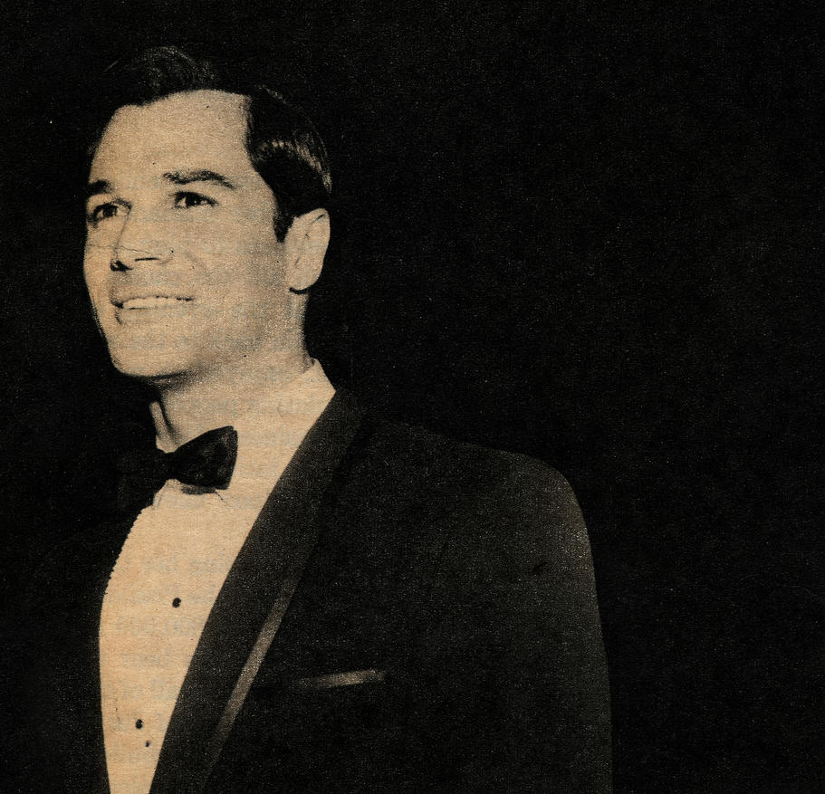Gentleman Smiling by pandoraicons