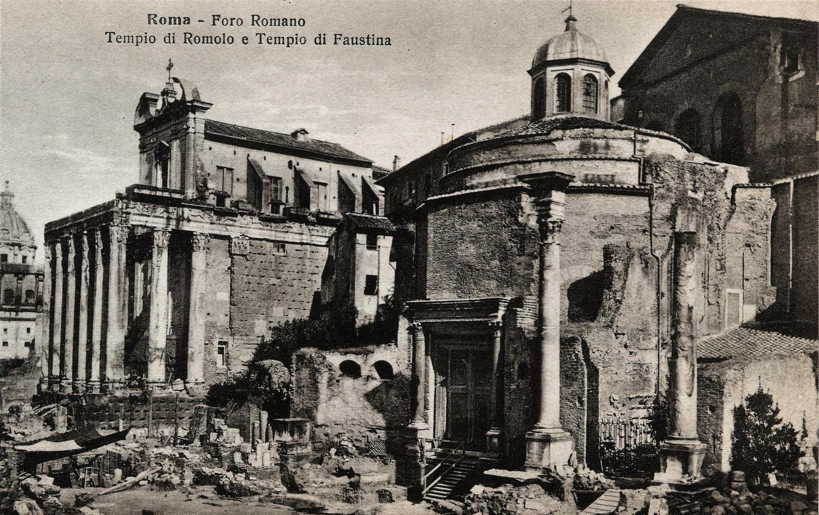 Roman Postcard 07 by pandoraicons