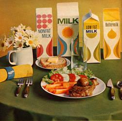 Milk by pandoraicons