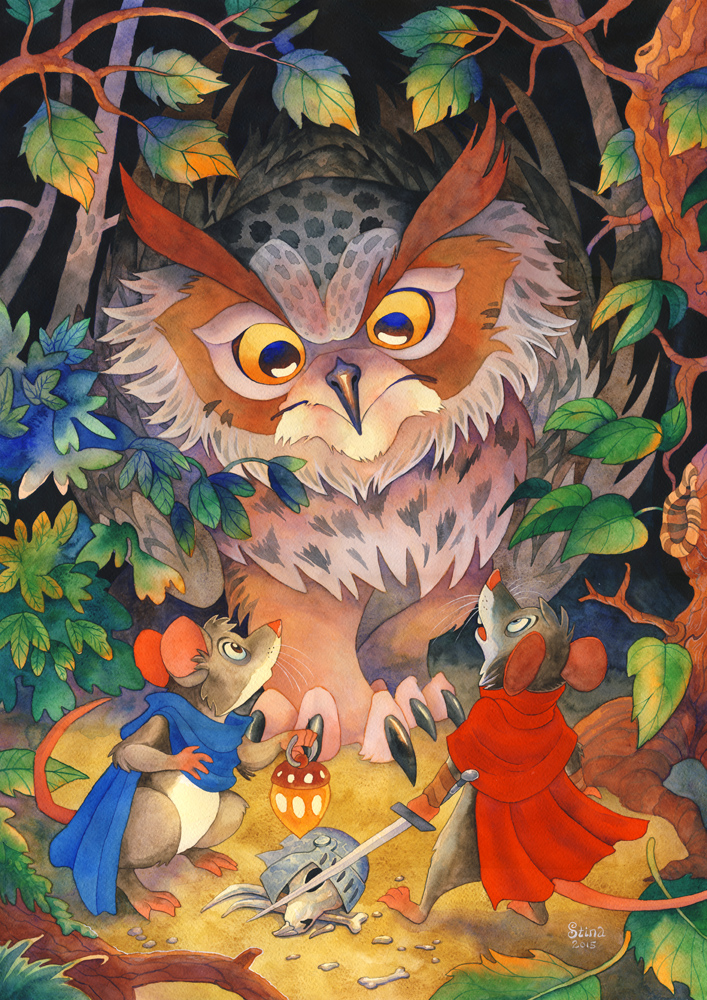Uh Owl... by spocha