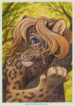 September ACEO: Raika