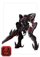CTX 001 - Ghost Steel by dlredscorpion