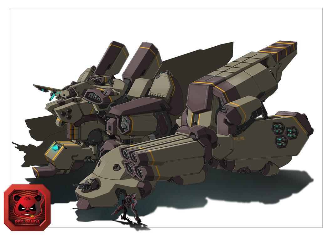 HTX  600 - Tyrant Sword - 01 by dlredscorpion