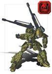 IMK-08A Deathstalker Cannon Re-imagine