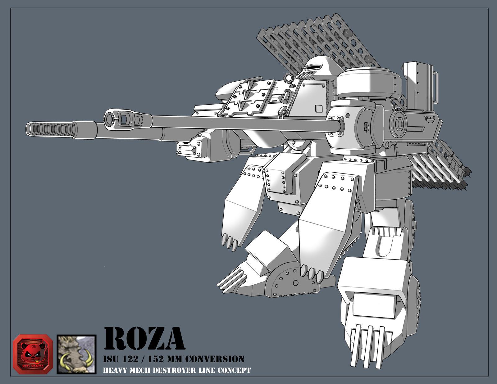 Roza Revised