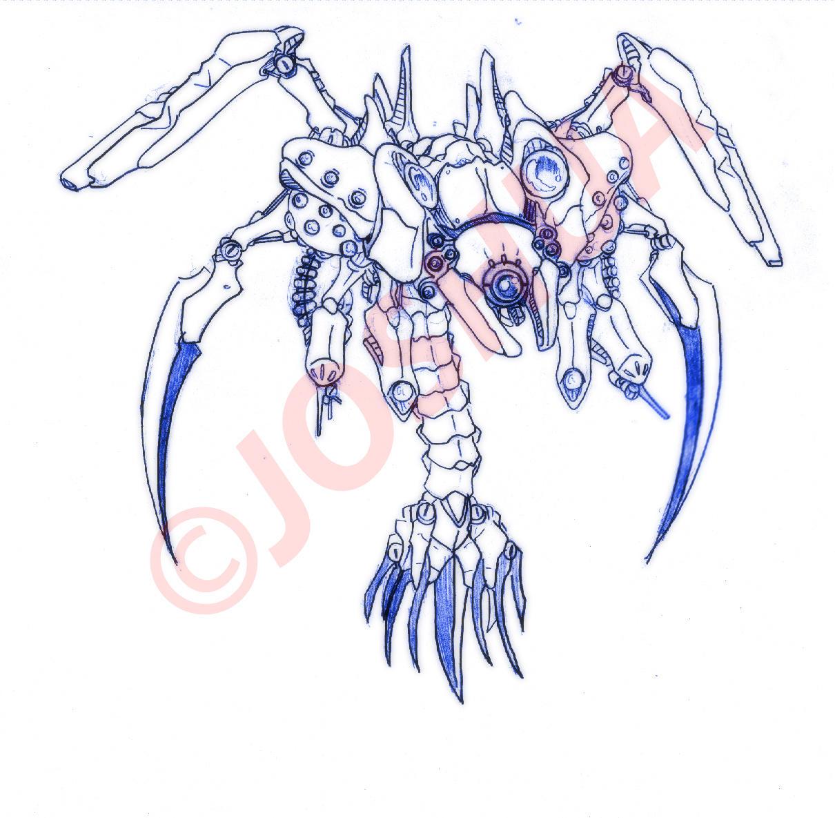Sentinel by dlredscorpion