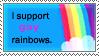 gay rainbow by kingm