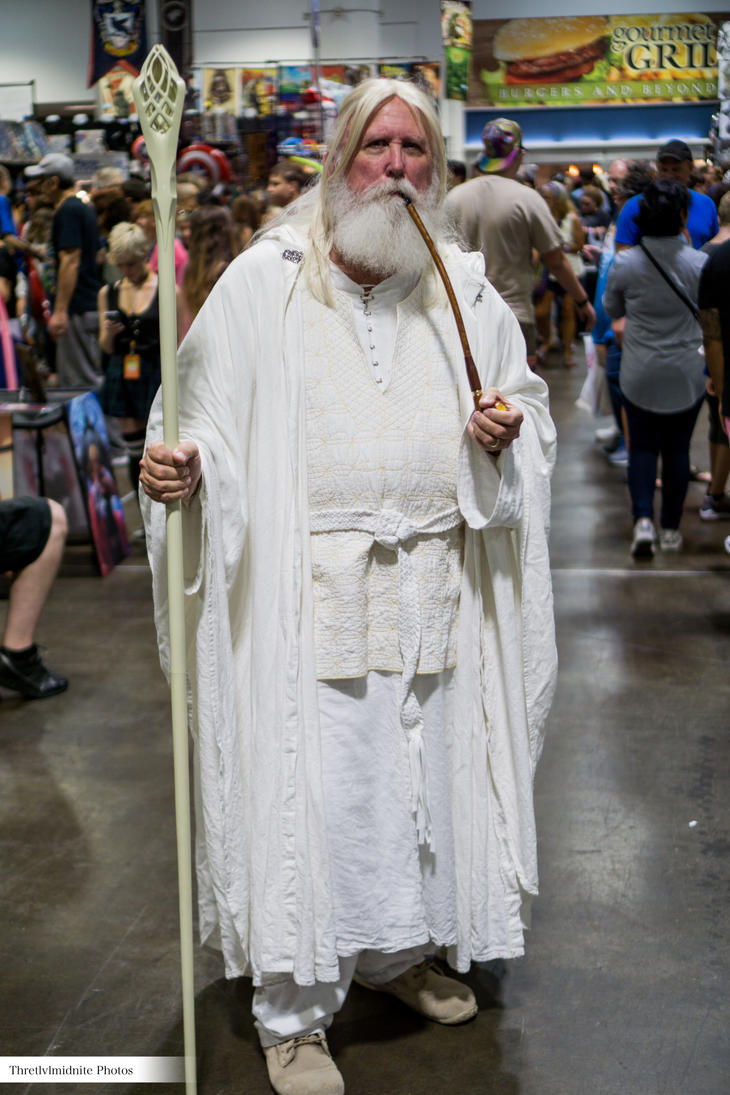 Gandalf the White Cosplay by Thretlvlmidnite ...  sc 1 st  DeviantArt & Gandalf the White Cosplay by Thretlvlmidnite on DeviantArt