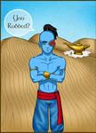 :.Zuko The Genie.: