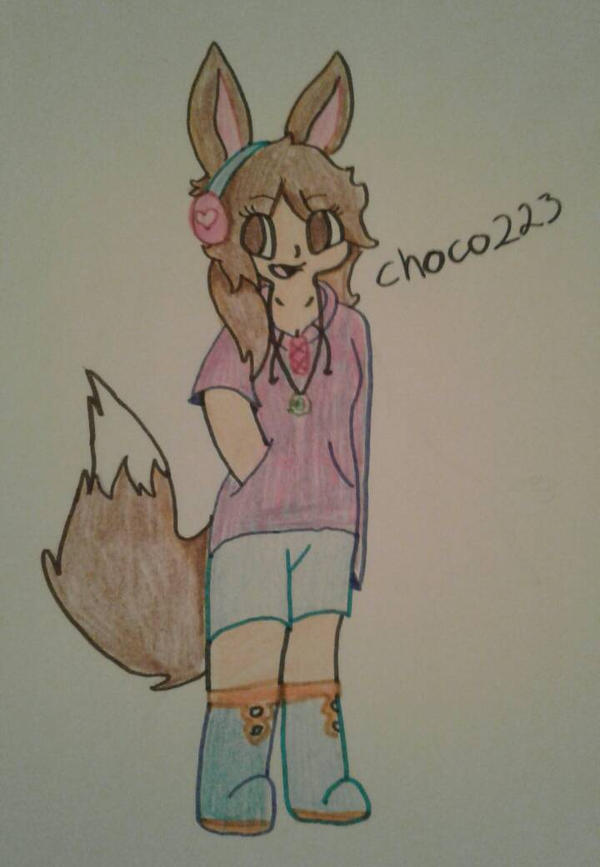 for Choco223 by theholywolf