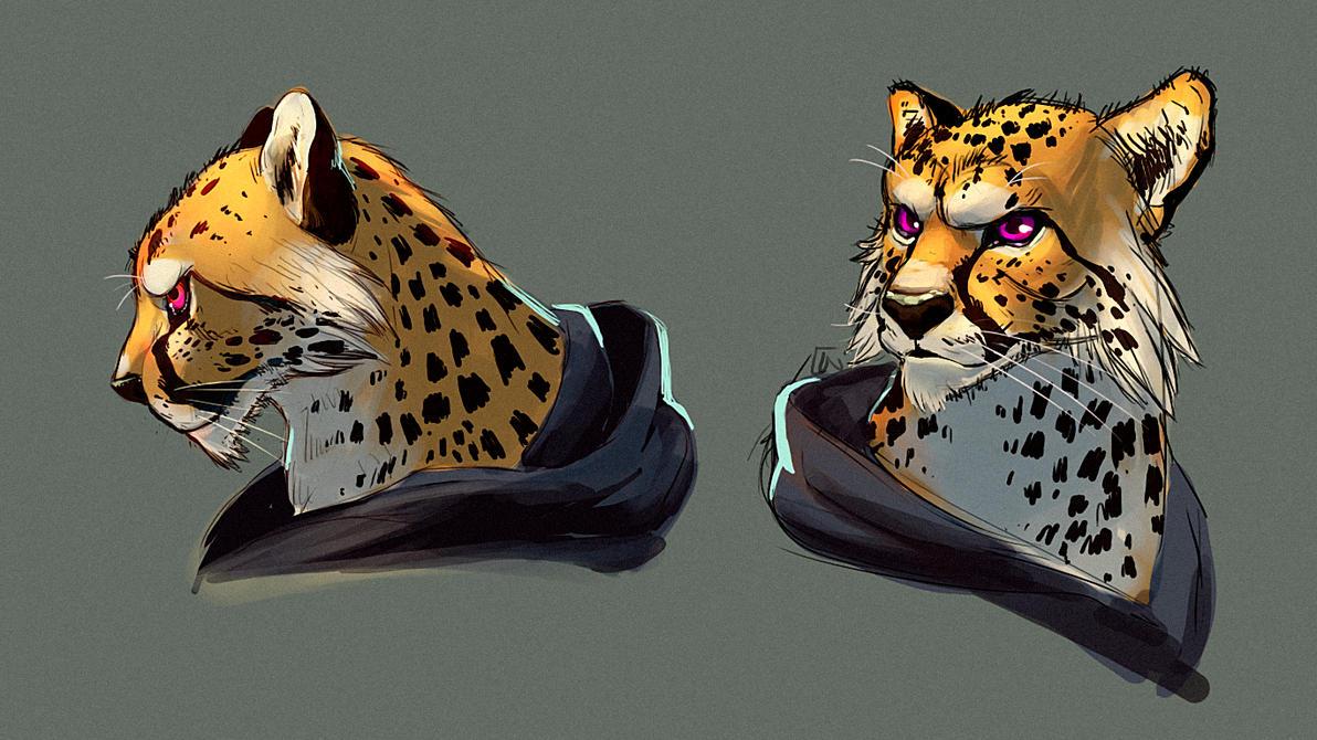 skyrim's cat by VVades