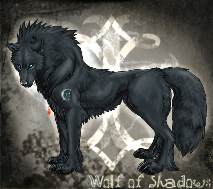 Re: | |the shadowed valley pack | | anime wolf rp | |