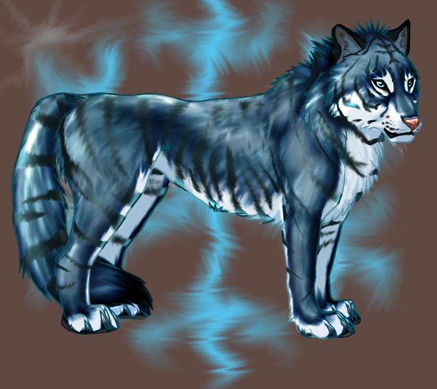 Tiger hybrid - photo#51