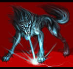 Burnout Wolf of Shadows